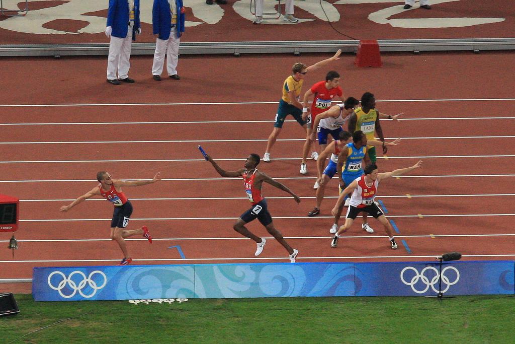 Relais_4x400_m_Jeux_olympiques_2008